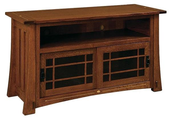 "Amish Morgan 54"" TV Stand"