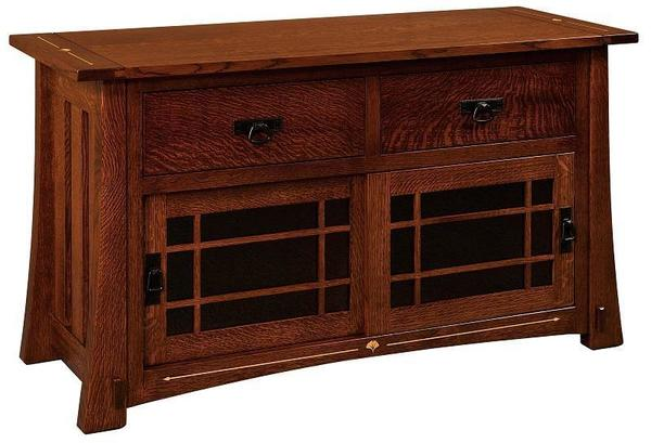"Amish Morgan Mission 54"" TV Stand"