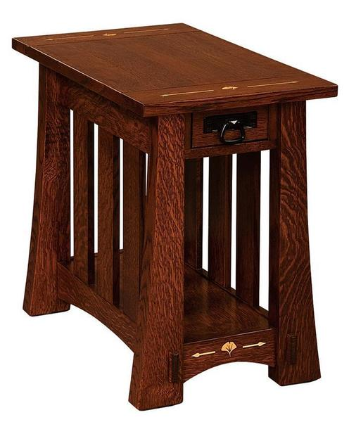Amish Mesa Mission End Table
