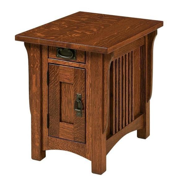 Amish Logan Small End Table