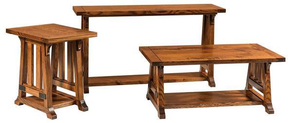 Amish Garber Sofa Table