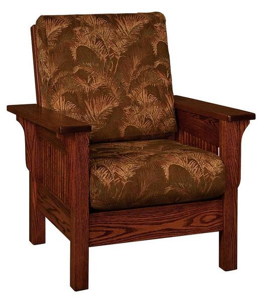 Amish Lancaster Mission Lounge Chair