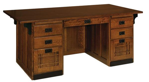 Amish Mission Executive Desk
