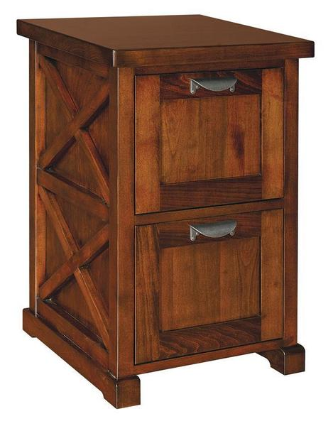 Amish Dexter File Cabinet