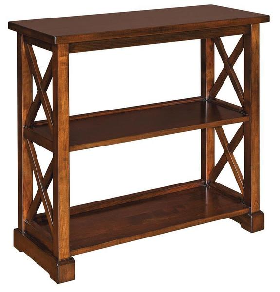 Amish Dexter Bookcase