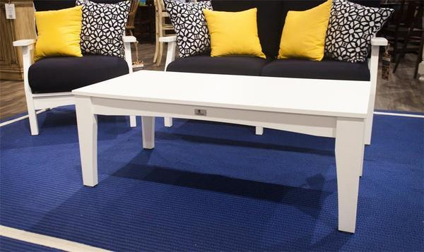 Berlin Gardens Classic Poly Terrace Coffee Table