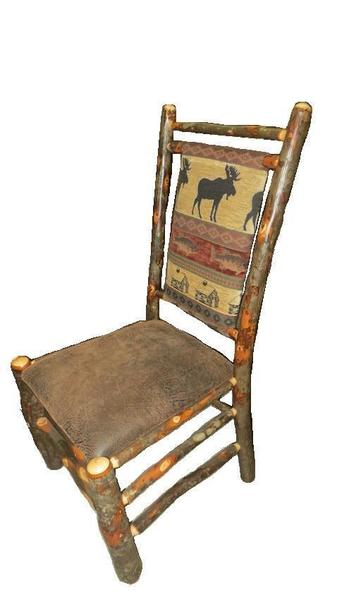 Amish Country Hickory Dining Chair