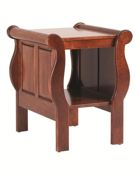 Amish Versailles End Table