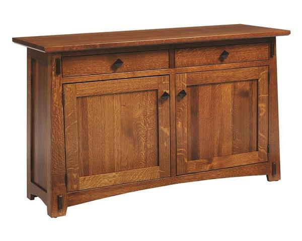 Amish Goshen Shaker Sofa Table