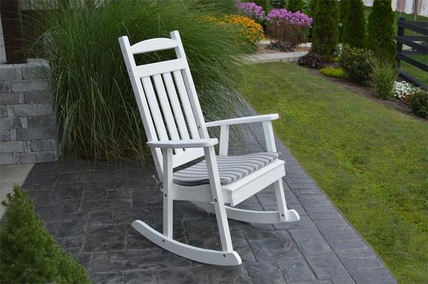 Amish Classic Poly Porch Rocker