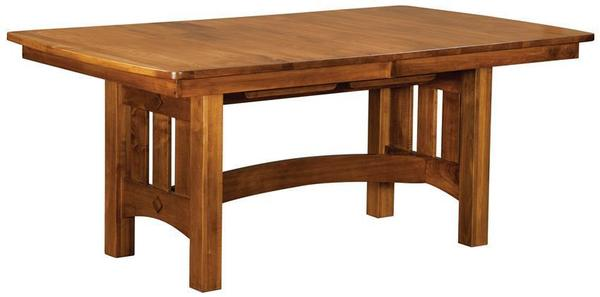 Amish Fairfield Trestle Table