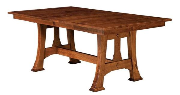 Amish Jackson Trestle Table
