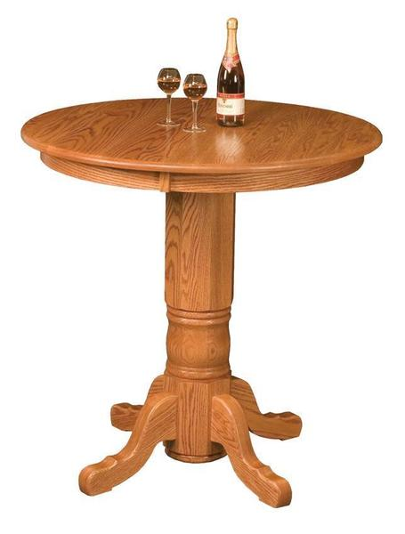 Amish San Antonio Pub Table
