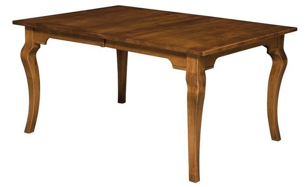 Amish Oklahoma Dining Room Leg Table