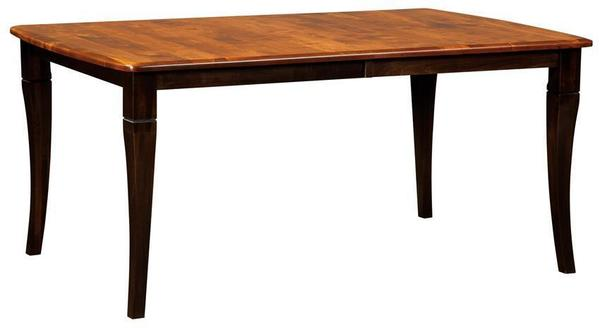 Amish Newbury Leg Table