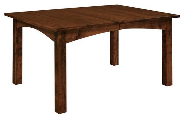 Amish Santa Ana Leg Table
