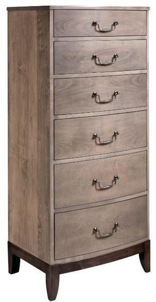 Logan View Lingerie Chest by Keystone