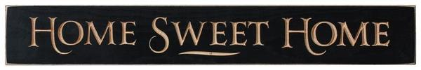 Home Sweet Home Wood Sign for Farmhouse Decor