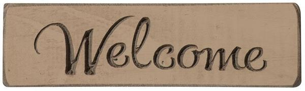 American Made Welcome Inspirational Print
