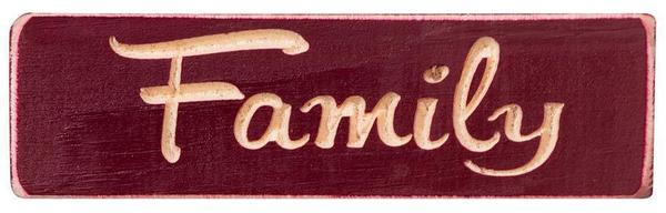 American Made Family Inspirational Print