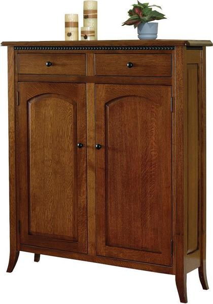 Amish Bunker Hill Pie Safe Cabinet