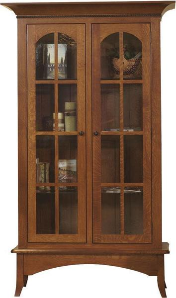 Amish Bunker Hill Bookcase