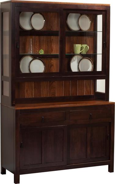 Amish Lillie Contemporary Hutch