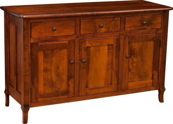 Amish Jacob Martin Buffet Cabinet
