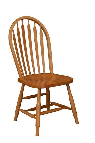 Amish Addieville Windsor Dining Chair