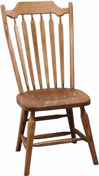 Amish Plum Creek Country Dining Chair