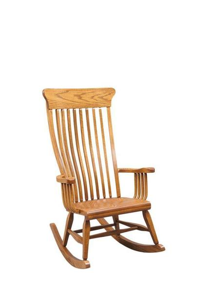 Amish Old South Rocking Chair