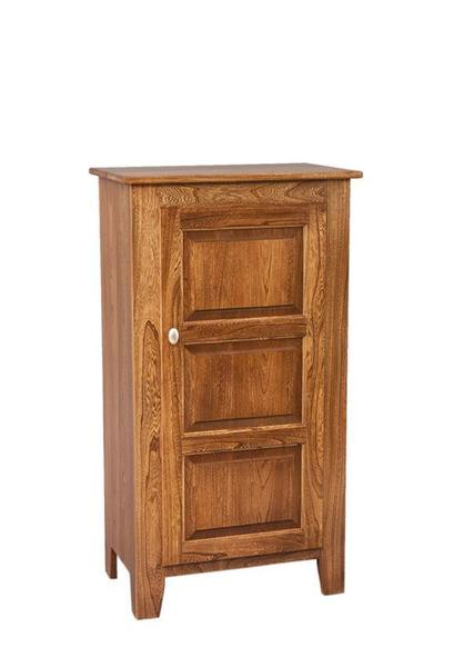 Amish Colonial Jelly Cabinet Cupboard