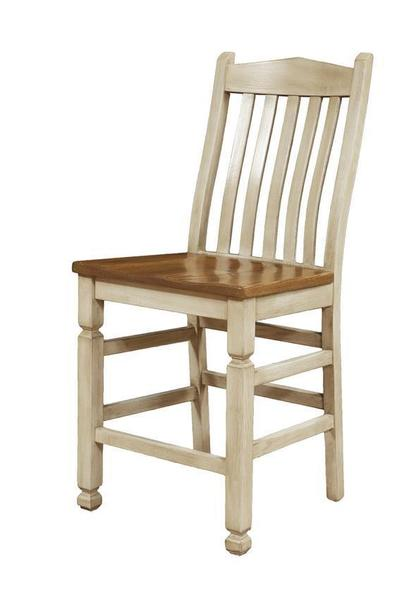 Amish Adirondack Mission Bar Stool