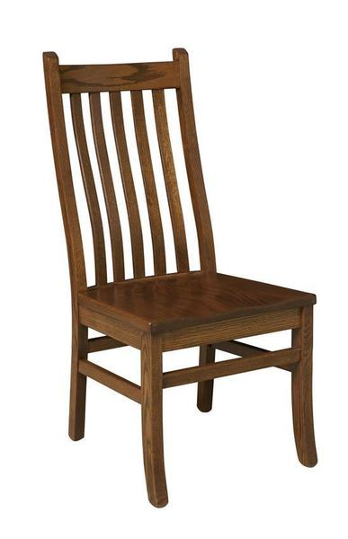Amish Aurora Dining Chair