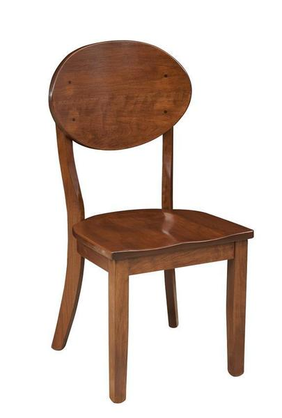 Amish Helvetica Dining Chair