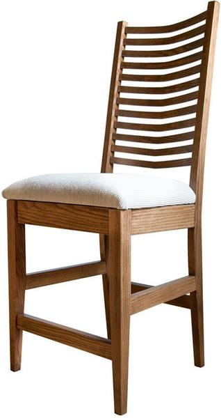 Amish Spencer Pub Chair
