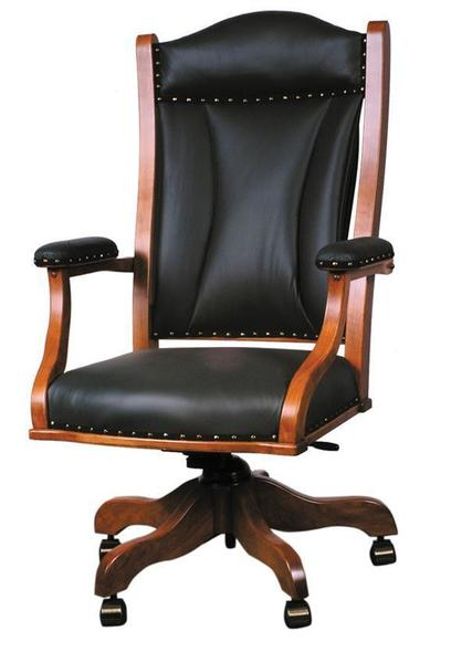 Amish Homestead Desk Chair