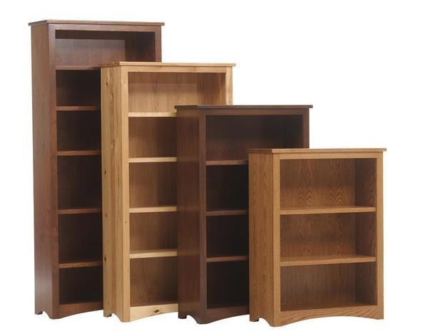 "Amish Prairie Mission 36"" Bookcase"