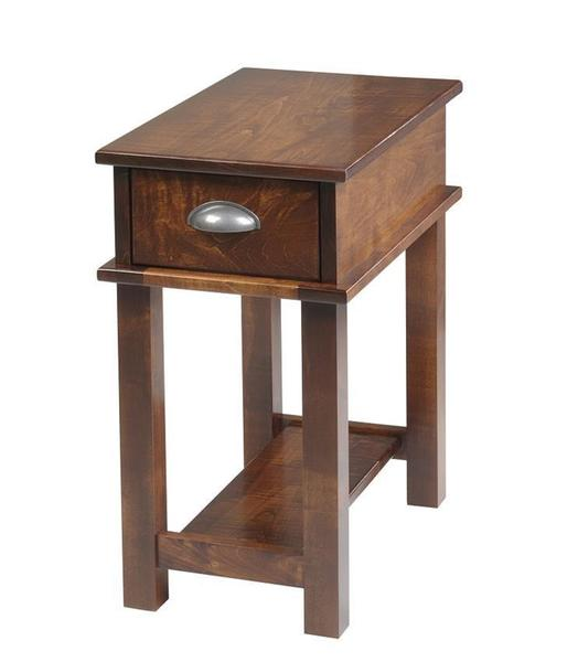 Amish Buckhannon Small End Table Table