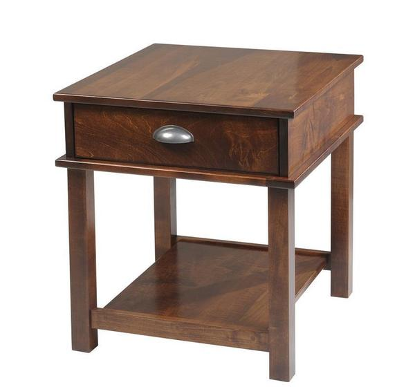 Amish Buckhannon End Table
