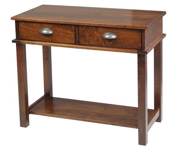 Amish Buckhannon Sofa Table
