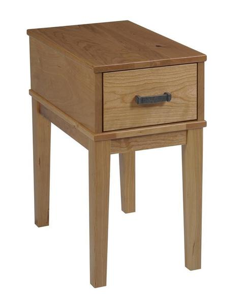 Amish Alpine Contemporary Small End Table