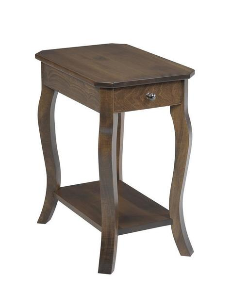 Amish Sundance French Country Small End Table