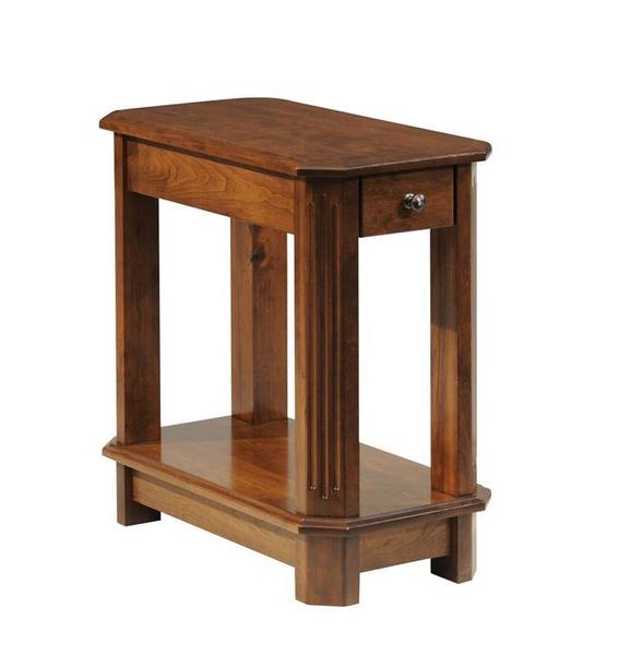Amish Franchi Small End Table