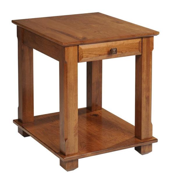 Amish Hampton End Table