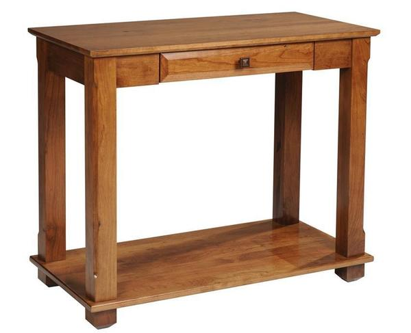 Amish Hampton Sofa Table