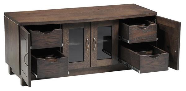 "Amish Urban Storage 50"" TV Stand"