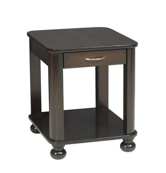 Amish Metro End Table