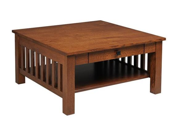 Amish South River Mission Coffee Table