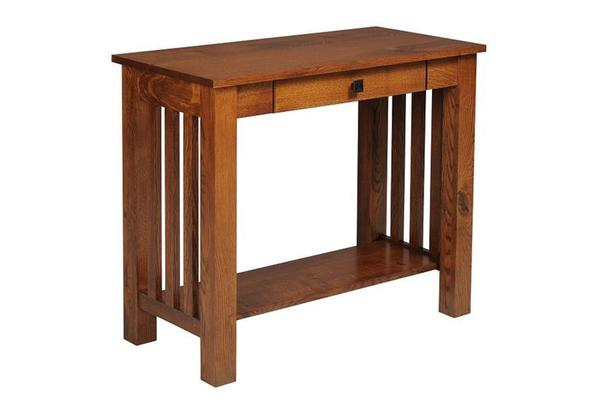 Amish South River Mission Sofa Table